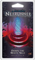 Android: Netrunner – Down the White Nile - Board Game - The Dice Owl