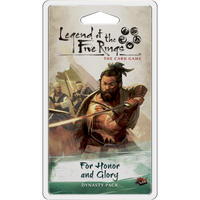 Legend of the Five Rings: The Card Game – For Honor and Glory - The Dice Owl