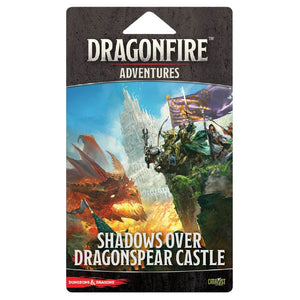 Dragonfire: Adventures – Shadows Over Dragonspear Castle Expansion - The Dice Owl