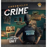 Chronicles of Crime - Board Game - The Dice Owl