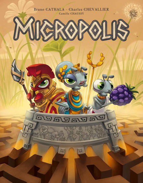 Micropolis - The Dice Owl