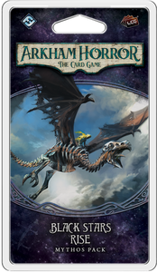 Arkham Horror: The Card Game – Black Stars Rise Mythos Pack - The Dice Owl