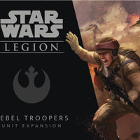 Star Wars: Legion – Rebel Troopers Unit Expansion - The Dice Owl