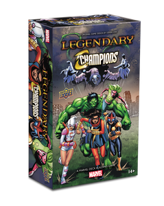 Legendary: Champions - The Dice Owl
