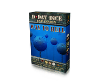 D-Day Dice (Second edition): Way to Hell - The Dice Owl