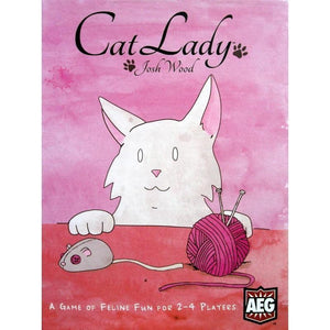 Cat Lady - Board Game - The Dice Owl