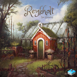 Reykholt - The Dice Owl