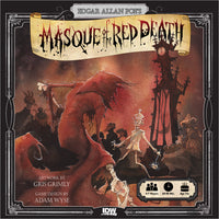 Masque of the Red Death - The Dice Owl