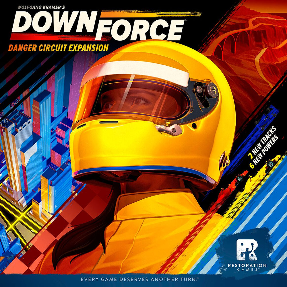 Downforce: Danger Circuit - The Dice Owl