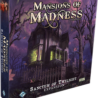 Mansions of Madness: Second Edition – Sanctum of Twilight - The Dice Owl
