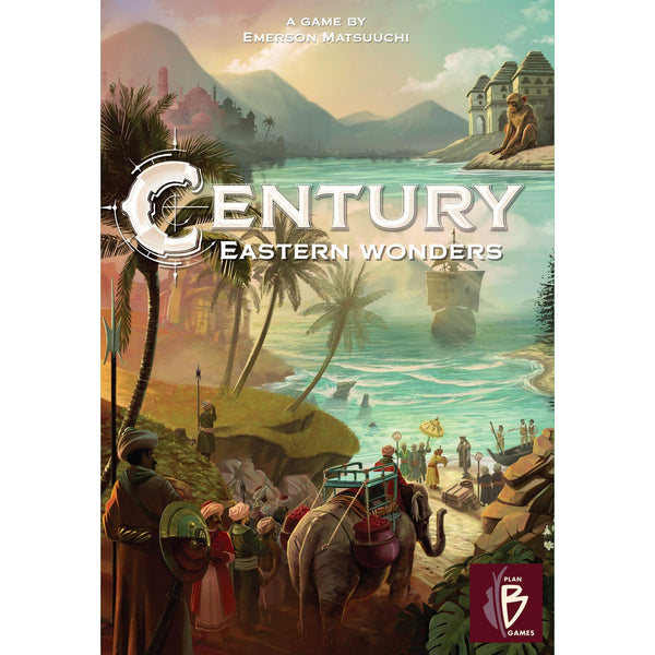 Century: Eastern Wonders - Board Game - The Dice Owl