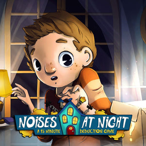 Noises at Night - The Dice Owl
