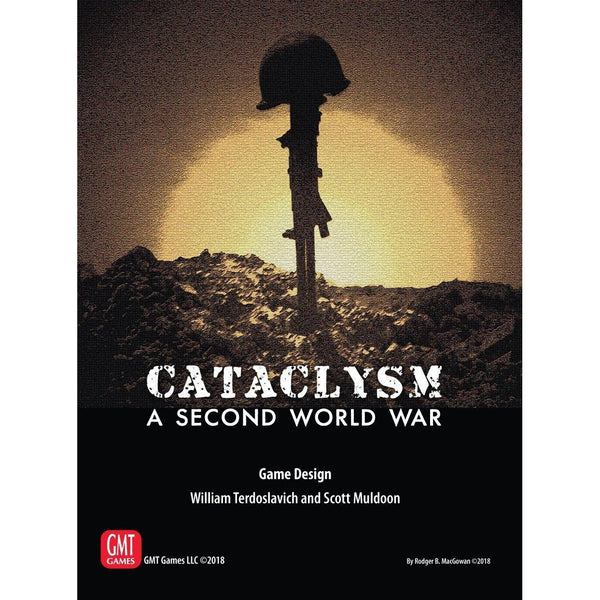 Cataclysm: A Second World War - Board Game - The Dice Owl