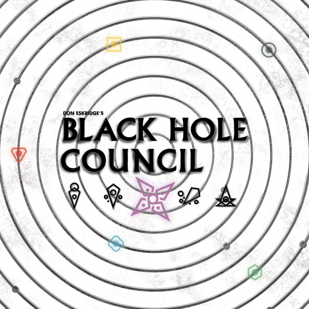 Black Hole Council - The Dice Owl