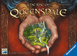 The Rise of Queensdale - The Dice Owl