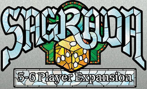 Sagrada: 5 & 6 Player Expansion - The Dice Owl