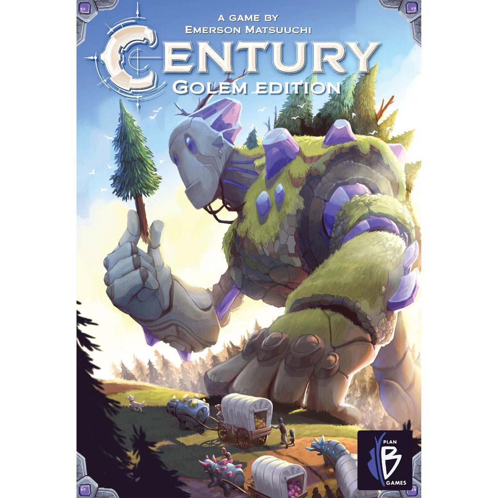 Century: Golem Edition - The Dice Owl