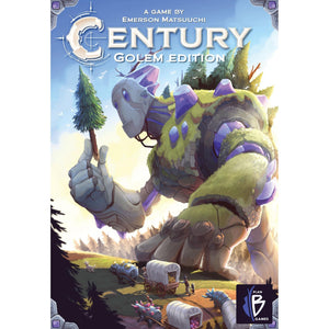 Century: Golem Edition - Board Game - The Dice Owl