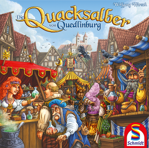 The Quacks of Quedlinburg - The Dice Owl