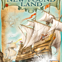 Race to the New Found Land - The Dice Owl