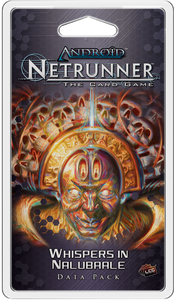 Android: Netrunner – Whispers in Nalubaale - Board Game - The Dice Owl