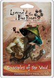 Legend of the Five Rings: The Card Game – Disciples of the Void - The Dice Owl