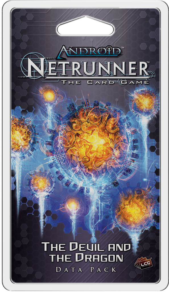 Android: Netrunner – The Devil and the Dragon - The Dice Owl