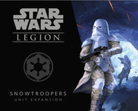 Star Wars: Legion – Snowtroopers Unit Expansion - The Dice Owl