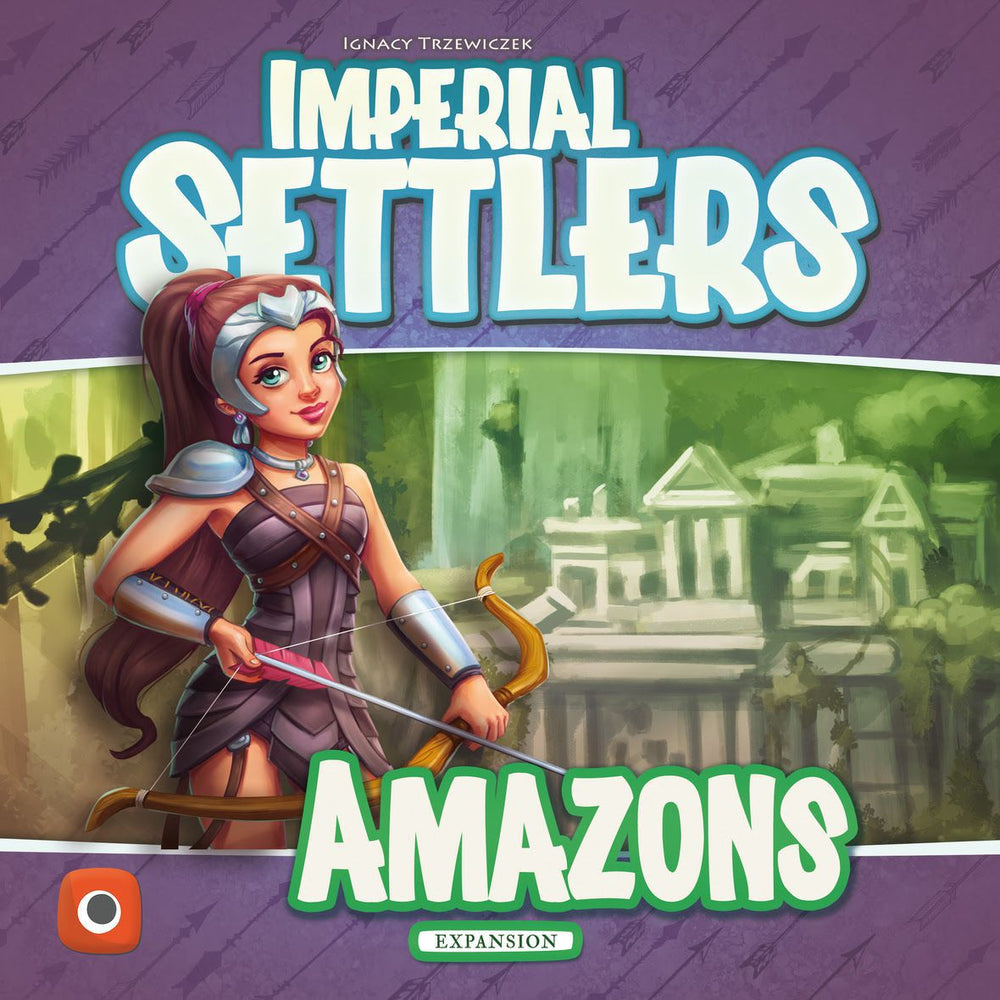 Imperial Settlers: Amazons - The Dice Owl