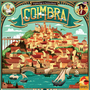 Coimbra - Board Game - The Dice Owl