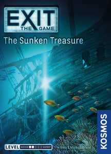 Exit: The Game – The Sunken Treasure - The Dice Owl
