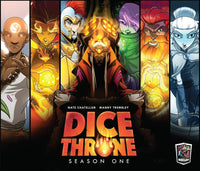 Dice Throne: Season One - Board Game - The Dice Owl