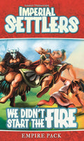 Imperial Settlers: We Didn't Start The Fire - The Dice Owl