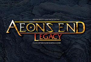 Aeon's End: Legacy - Board Game - The Dice Owl