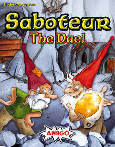 Saboteur: The Duel - The Dice Owl