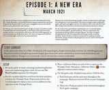 Scythe Rise of the Fenris Expansion - Episode 1 A New Era - The Dice Owl