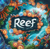 Reef Board Game - The Dice Owl