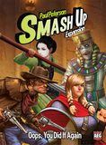 Smash Up: Oops, You Did It Again - The Dice Owl