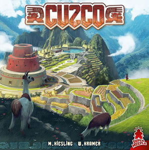 Cuzco (FR) (Précommande) - Board Game - The Dice Owl
