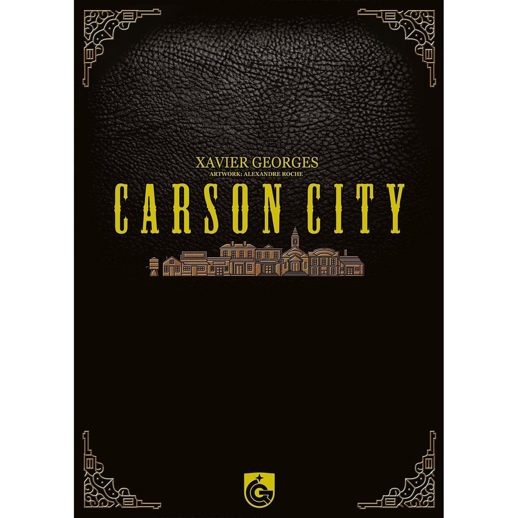 Carson City: Big Box - The Dice Owl