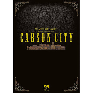 Carson City: Big Box - Board Game - The Dice Owl