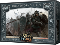 A Song of Ice & Fire: Tabletop Miniatures Game – Tully Sworn Shields - Board Game - The Dice Owl