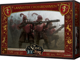 A Song of Ice & Fire: Tabletop Miniatures Game – Lannister Crossbowmen - Board Game - The Dice Owl