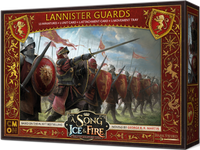 A Song of Ice & Fire: Tabletop Miniatures Game – Lannister Guards - Board Game - The Dice Owl