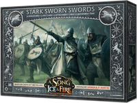 A Song of Ice & Fire: Tabletop Miniatures Game – Stark Sworn Swords - The Dice Owl