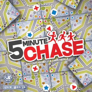 5 Minute Chase - The Dice Owl