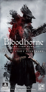 Bloodborne: The Card Game – The Hunter's Nightmare - Board Game - The Dice Owl