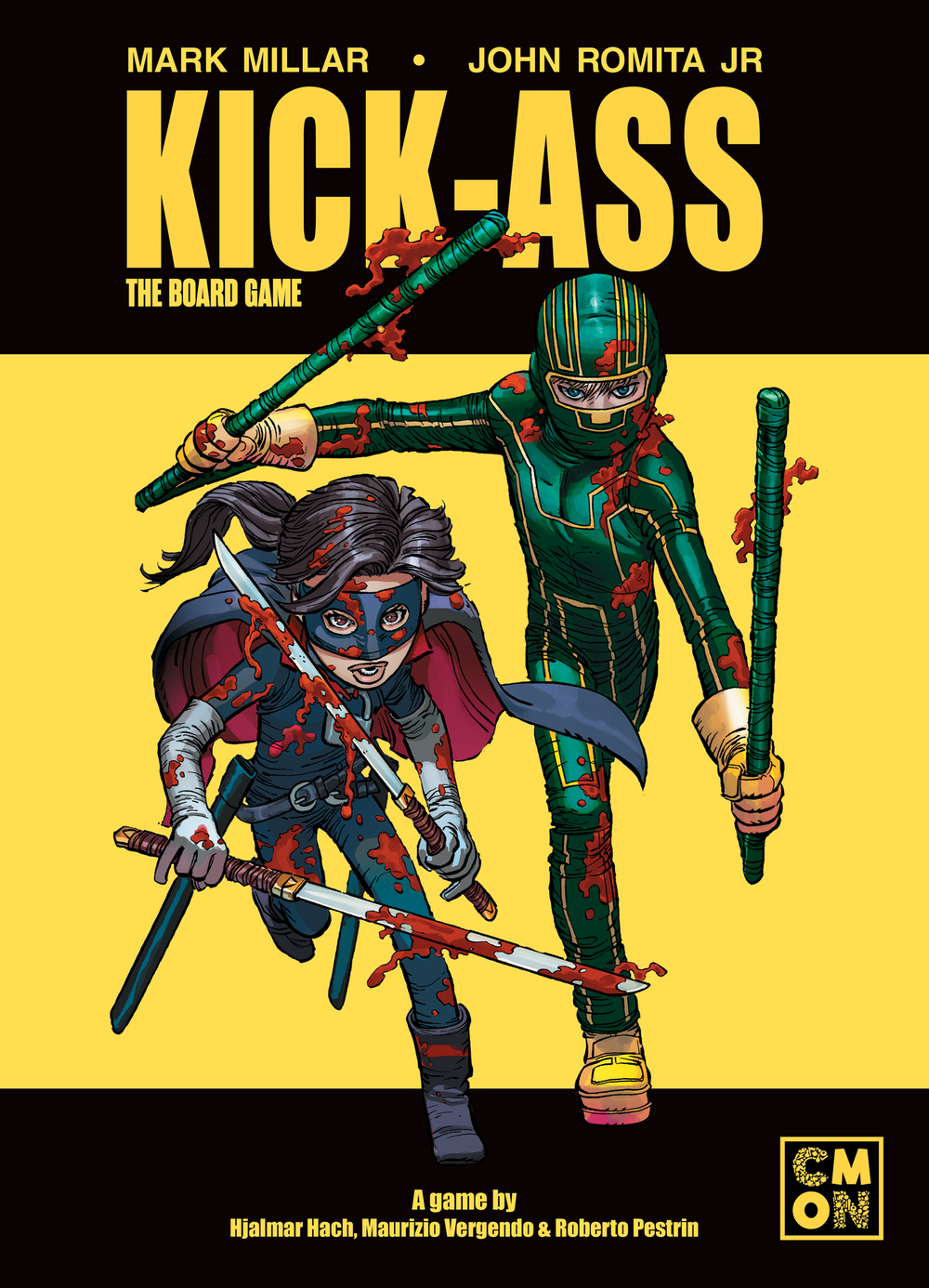 Kick-Ass: The Board Game - The Dice Owl