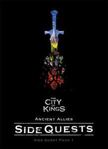 The City of Kings: Ancient Allies Side Quest Pack #1 - The Dice Owl