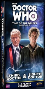 Doctor Who: Time of The Daleks Doctor Expansion Third Eight